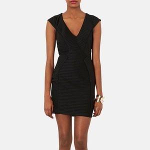 Topshop l Bandage Jersey Body-con Dress